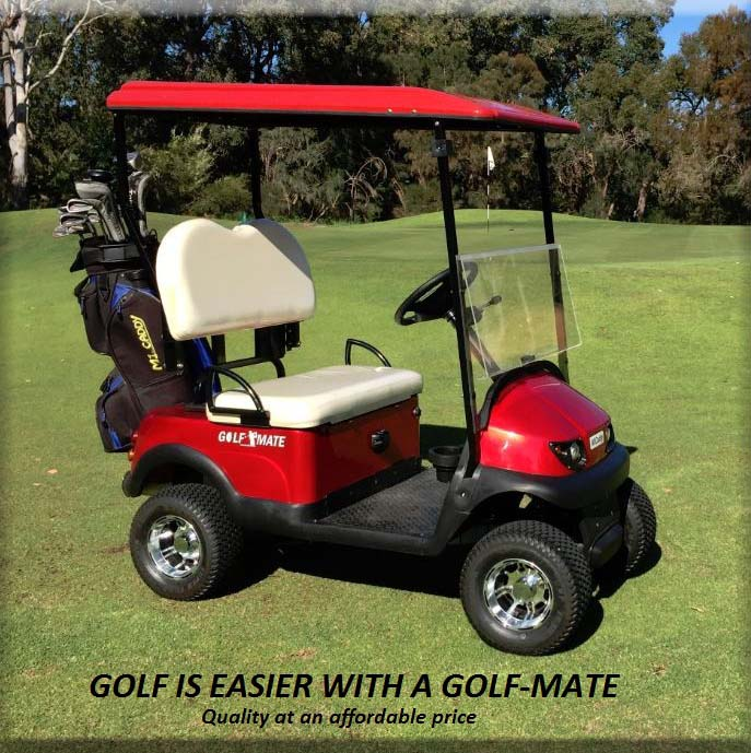 Golf is easier with Golf Mate